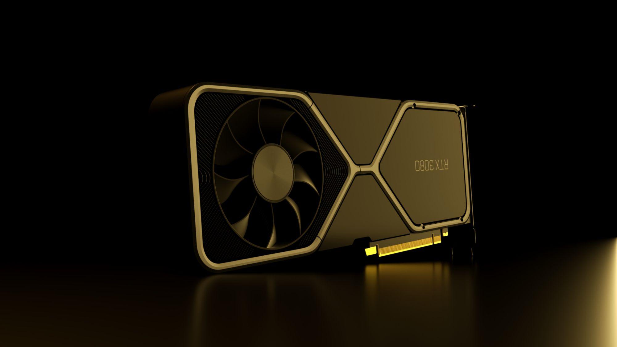 英伟达发布新显卡RTX 30 系列,性能升级价格更低