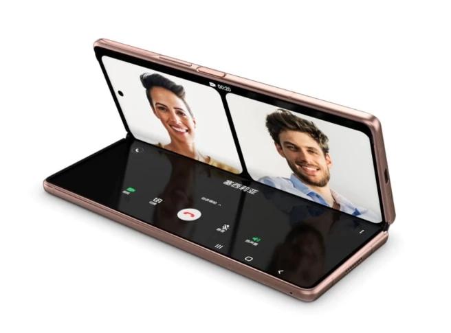 三星Galaxy Z Fold2正式上市,外观设计更高级