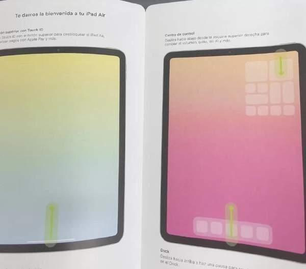 iPad Air 4将采用侧边指纹设计,苹果首款侧边指纹要来了?