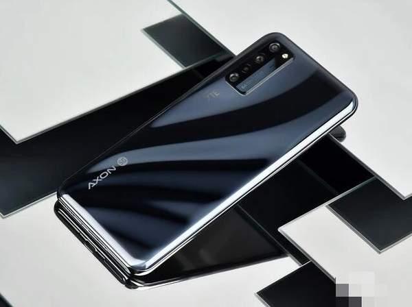 中兴天机Axon评测,全球首款屏下摄像手机就这?