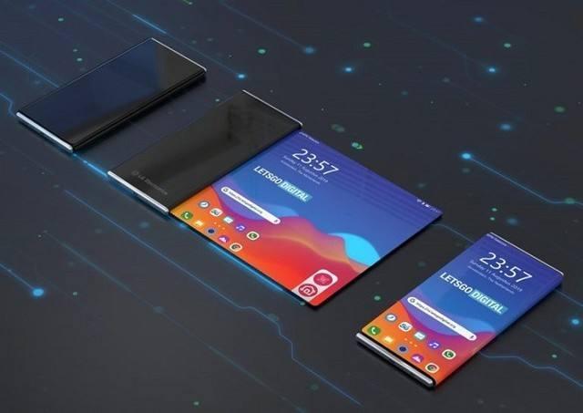 OPPO申请折叠屏专利,又一款折叠屏手机来了!