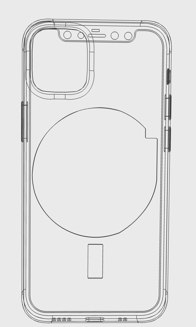 iPhone 12最新消息,或将支持磁吸无线充电