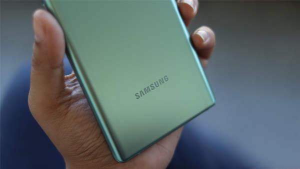 Galaxy Note 20将推绿色版本,售价仍保持原样