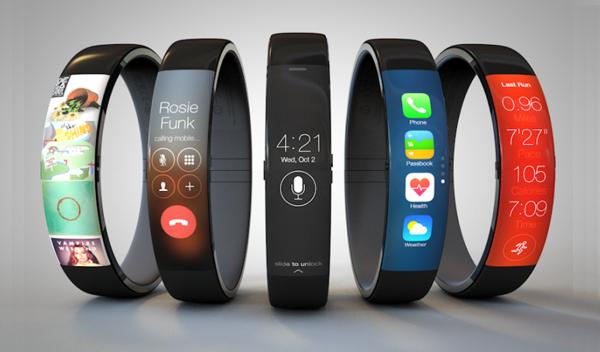 苹果新款健身手环专利曝光:将搭载Micro LED显示屏