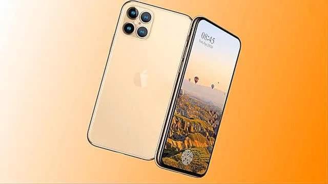 iPhone13无刘海机模曝光,iPhone也开始玩屏下摄像头