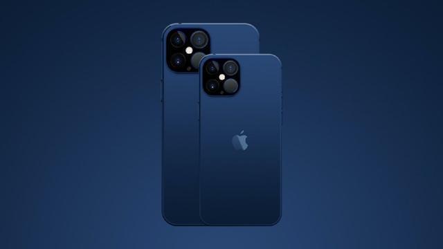 iPhone12全新命名曝光,iPhone12发布时间或定在下月13日
