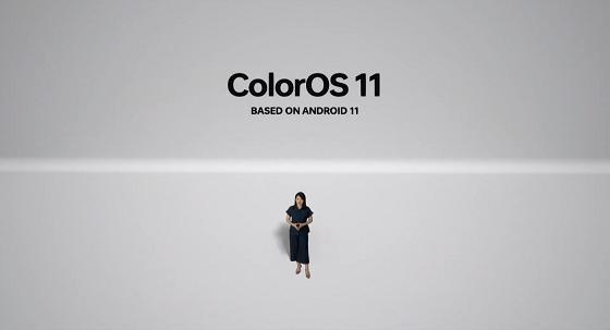 ColorOS11正式版:动画流畅度太绝了!