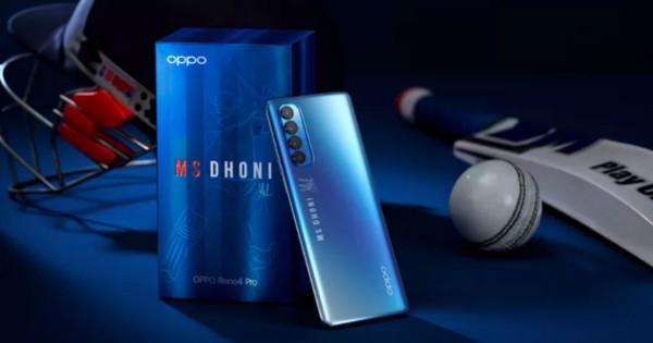 OPPOReno4Pro特别版海外发布,售价约3200元