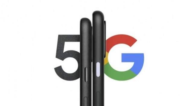 谷歌Pixel5上市时间已定,10月15日正式开售