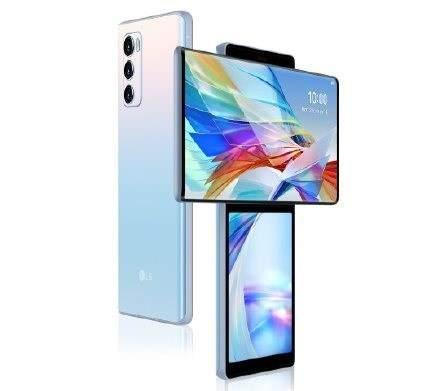 LG Wing旋转屏手机价格公布,人民币6360元开售