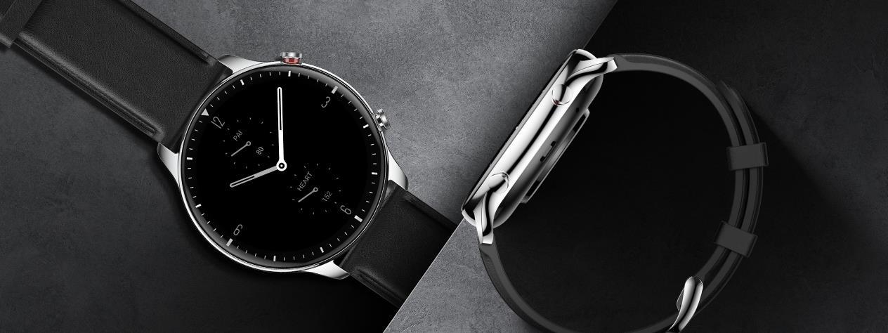 华米Amazfit GTR2手表参数配置一览,值不值得买?