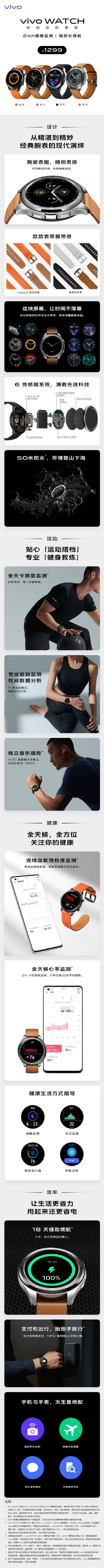 vivo watch发布会