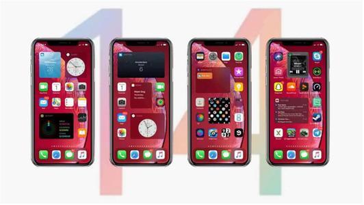 苹果IOS14采用率已达25%,你的iphone升级了吗?
