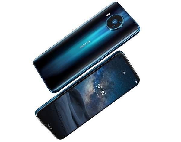 诺基亚8.3 5G正式开售:骁龙765G+后置四摄