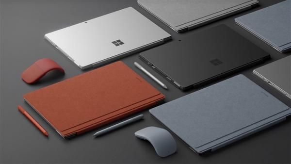 微软SurfaceLaptop4/Pro8将推迟发布,发布会也有新品!