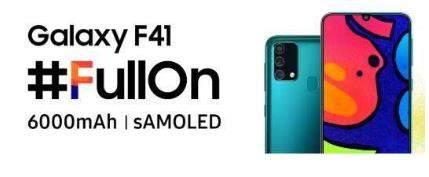 三星F41什么时候上市_三星F41手机发布时间
