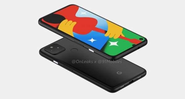 谷歌Pixel 4a 5G配置参数曝光,与Pixel 5大同小异