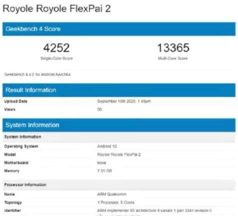 柔宇折叠屏手机FlexPai2亮点有哪些?为什么这么多人买?