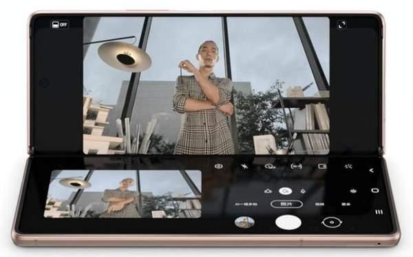 三星GalaxyZFold25G正式开售,首发价16999元