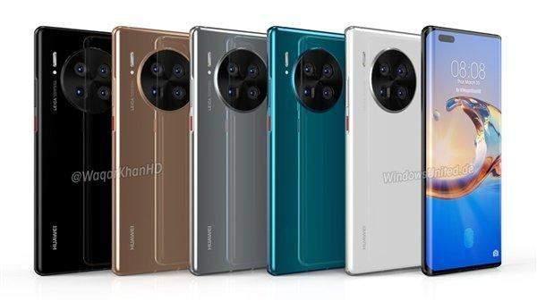 对标iPhone12,华为Mate40系列四款机型全曝光