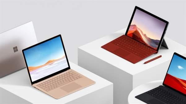 新款微软SurfaceLaptop曝光,4800元起售