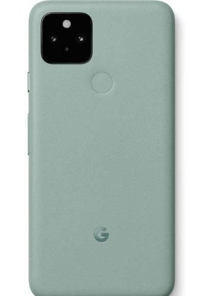 谷歌Pixel5外观最新曝光:牛油果配色最亮眼