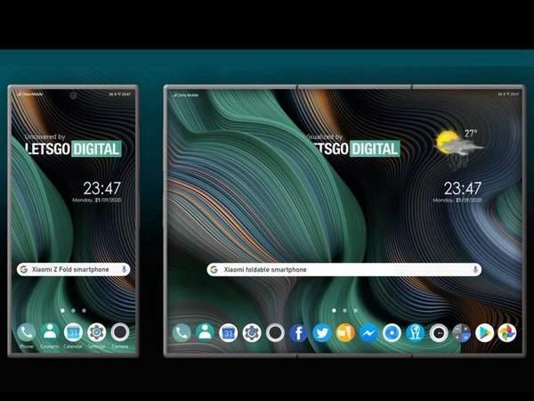 小米折叠手机什么时候上市?或在明年初发布