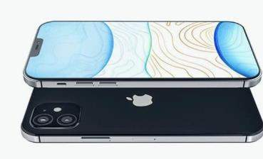 iPhone12Mini参数曝光:5.4英寸+8.1mm厚度