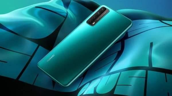 华为P Smart 2021正式发布:搭载麒麟710A,售价约1600元
