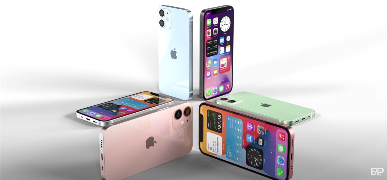 爆iPhone12mini將有6款配色,沒有海軍藍
