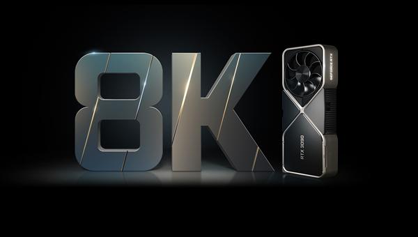 RTX3090显卡8K游戏测试,不开DLSS卡成幻灯片