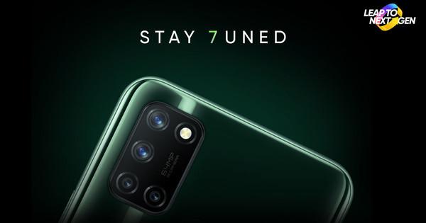 realme 7 Pro SE曝光,即将在海外发布