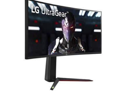 LGUltraGear电竞显示屏发布:搭载34英寸超宽弧形屏