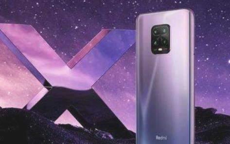 Redmi10X手机明日直降200元,1599元就能入手
