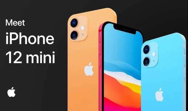 iPhone12mini价格下降,或因芯片降级售价约4400元