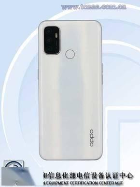 OPPO 4G新机入网,4890mAh电池+挖孔屏设计