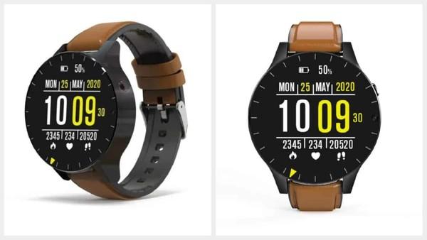 Rollme推出无边框智能手表,搭载联发科芯片