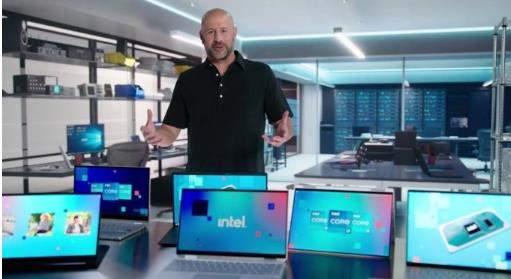 英特尔11代移动处理器发布:CPU提升超 20%,AI性能翻5倍