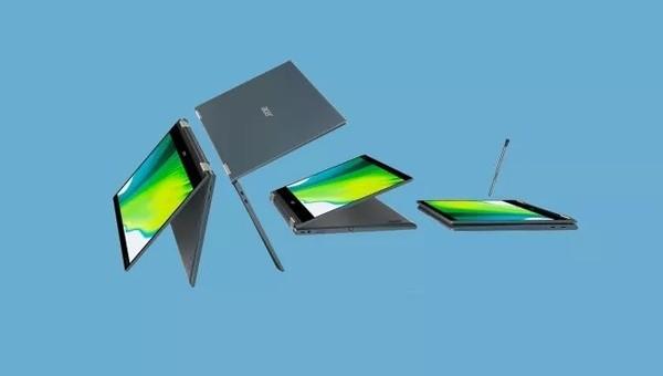 宏碁Spin7新品来袭,首发骁龙8cx Gen 2 5G芯片