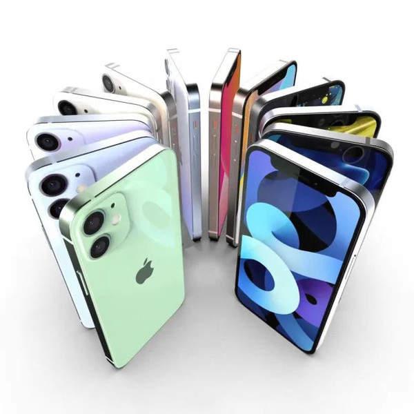 iPhone12ProMax尺寸曝光:将成史上最大苹果手机