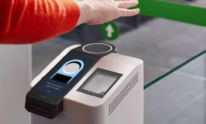 亚马逊推出Amazon One手掌支付系统,有更显著的隐私优势