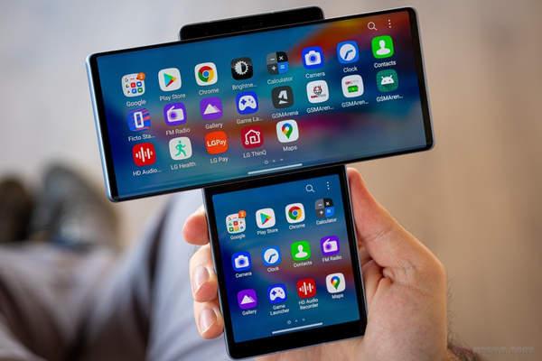 LGWing5G双屏旋转手机即将开始预售,定价为999.99美元
