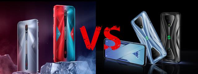 黑鲨3s和红魔5s哪个好?谁更值得购买?