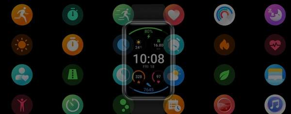 华为WatchFit售价曝光:海外版700多元