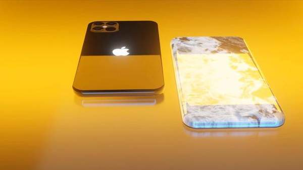 iPhone13概念机图片曝光,颜值吊打iPhone12