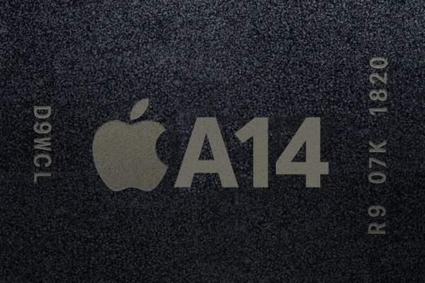 iPhone12系列搭载处理器A14上手视频曝光!
