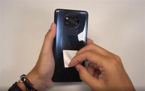 小米POCO X3真机曝光,支持NFC功能