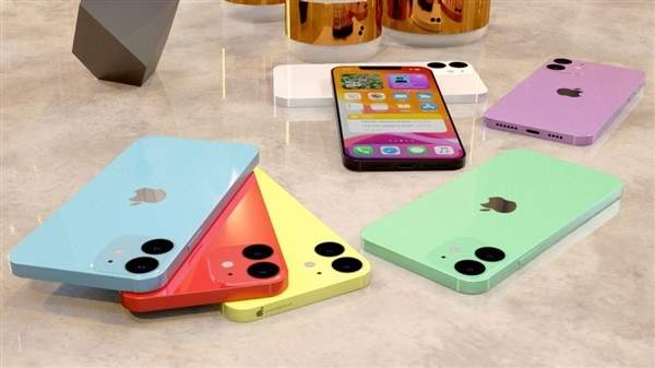 iphone12系列有几款机型?颜色有几种?