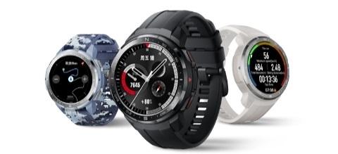 荣耀GS Pro手表正式发布,人民币2023元起售
