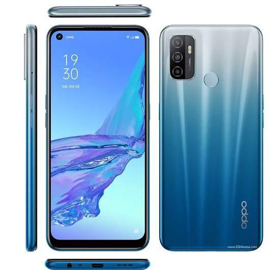 OPPO A53手机发布:骁龙460+90Hz价格1153元